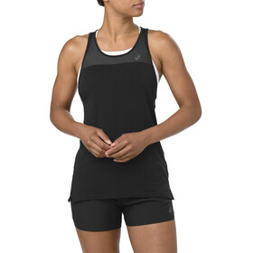 asics Loose Strappy Tank Women Performance Black
